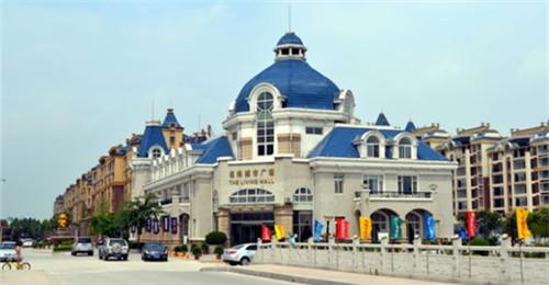 淄博名尚城市广场-蜂巢芯空心楼盖案例