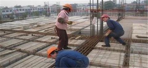 结构形式为钢筋混凝土筒体结构