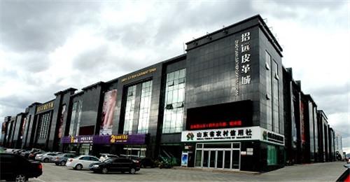 招远皮革城-空心楼盖芯模案例图集2